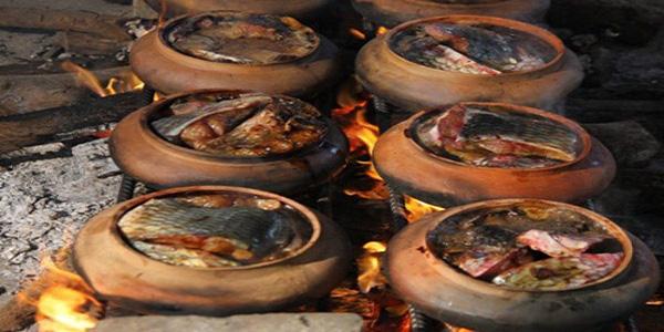 Nguyên liệu cá kho làng Vũ Đại có những gì?